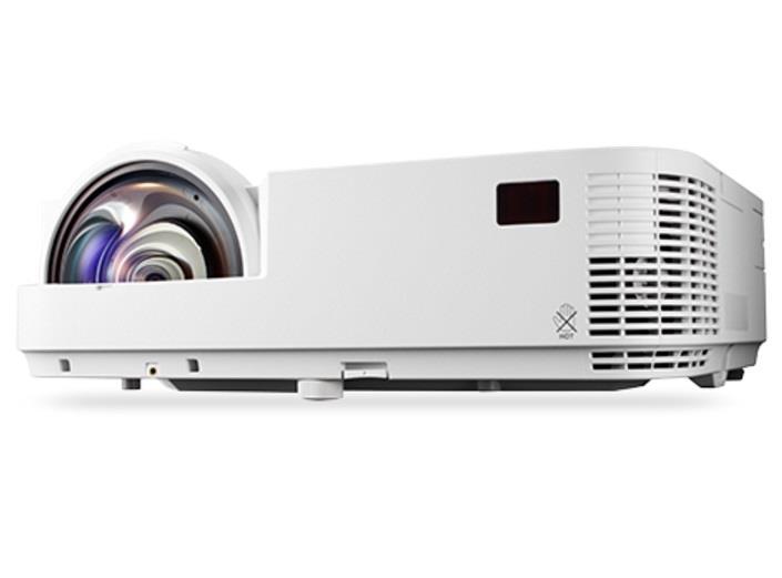 Projector NEC M353WS SHORT-THROW, DLP, WXGA, 3500AL, 10.000:1