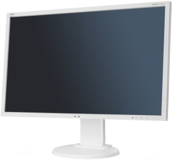 NEC LCD MultiSync E223W 22'' LED, 5ms,DVI,DP, 1680x1050, pivot, HAS, b