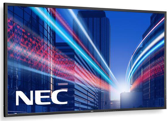 NEC LCD MultiSync V423, 42'', bez podstavce, reproduktory, černé