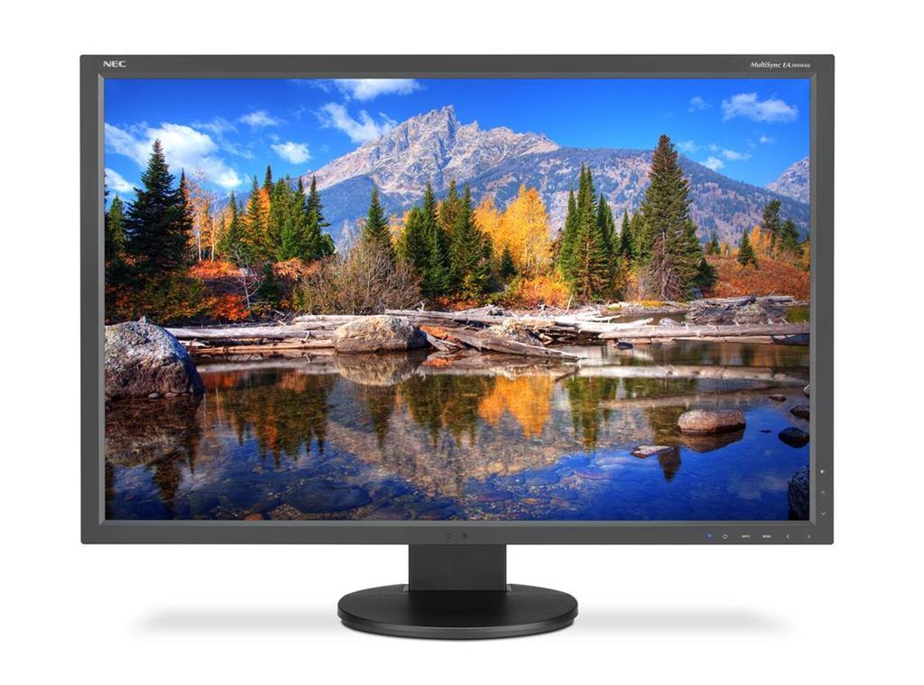 NEC LCD MultiSync EA304WMi 29.8'' LED, IPS, UHD, DVI, HDMI, DP, bílý