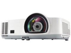 Projektor NEC M260XS; LCD; XGA (1024x768); 2600 ANSI; 2000:1; HDMI; RJ45
