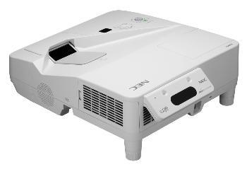 Projektor NEC UM280X; LCD; XGA (1024x768); 2800 ANSI; 3000:1; HDMI; RJ45