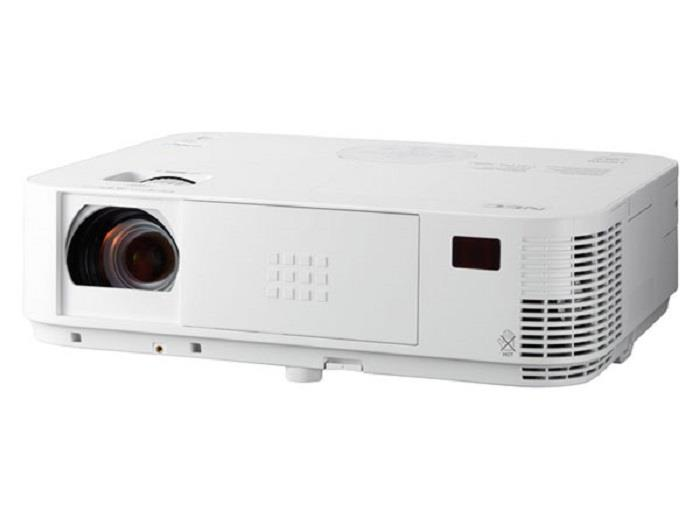 Projektor NEC M322W; DLP; WXGA (1280x800); 3200 ANSI; 10000:1; HDMI; RJ45