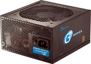 Zdroj Seasonic G-550 550W, 80 Plus Gold, modulární, retail