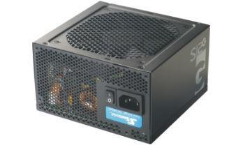 Zdroj Seasonic S12G 650W, 80 PLUS Gold aktivní PFC, retail