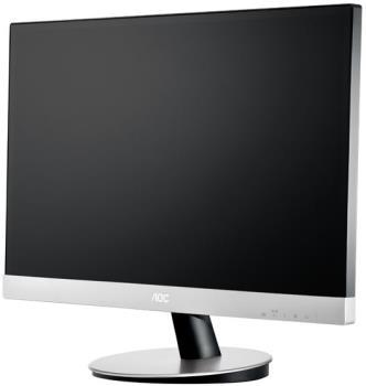AOC LCD i2269Vwm 21,5'', LED,IPS,6ms,DC50mil:1,2xHDMI,DP,repro,1920x1080,č-s