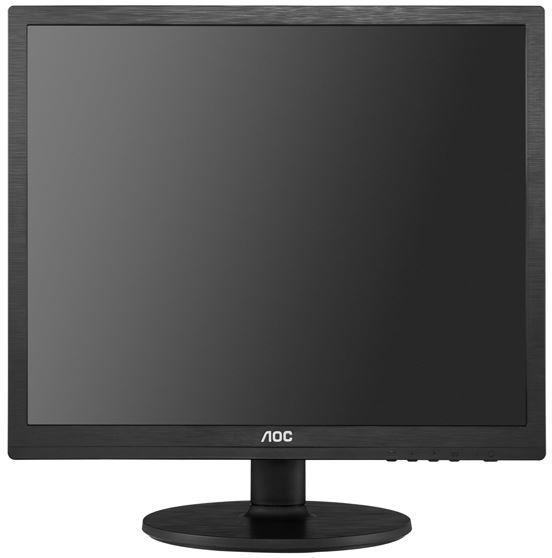 AOC LCD e960srda 19'',LED, 5ms, DC 20mil., DVI, repro, 1280x1024, č