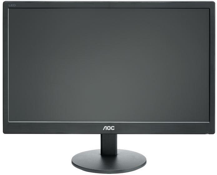 AOC LCD e970swn 18,5'' LED, 5ms, DC16mil., 1366x768, č