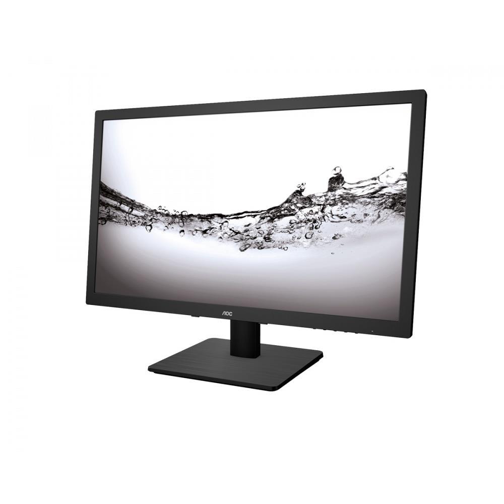 Monitor AOC E2275SWJ 21.5inch, D-Sub/DVI/HDMI