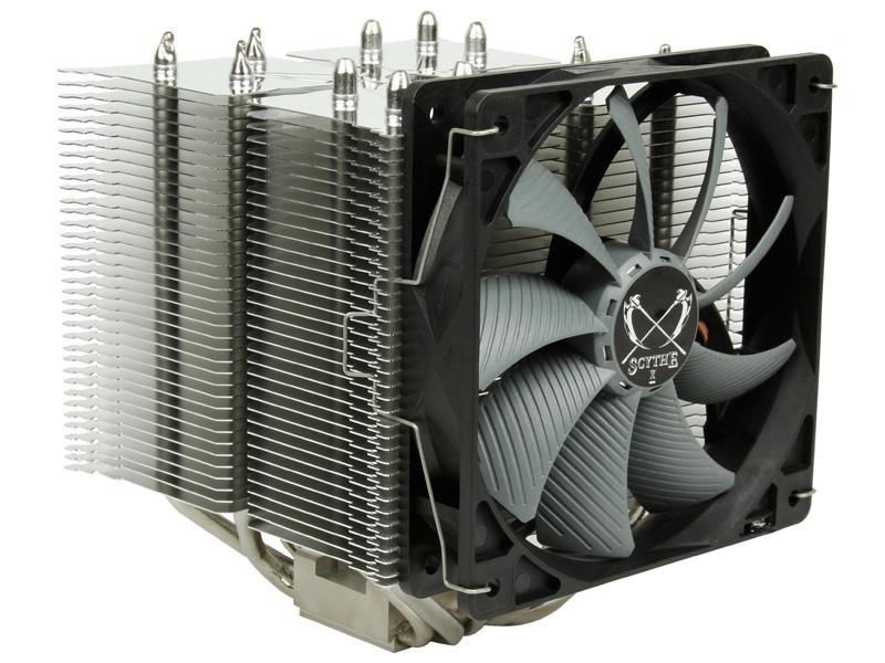 Scythe Ninja 4 CPU Cooler s.2011,775,1155,1156,1366,AM2,AM2+,AM3