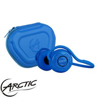 Bezdrátová sluchátka Arctic Sound P311 bluetooth, modrá