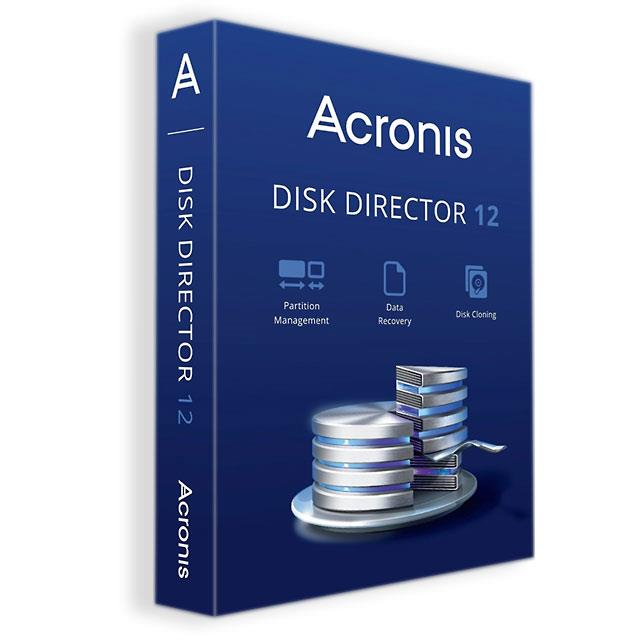 Acronis Disk Director 12 - 1 Computer - ESD