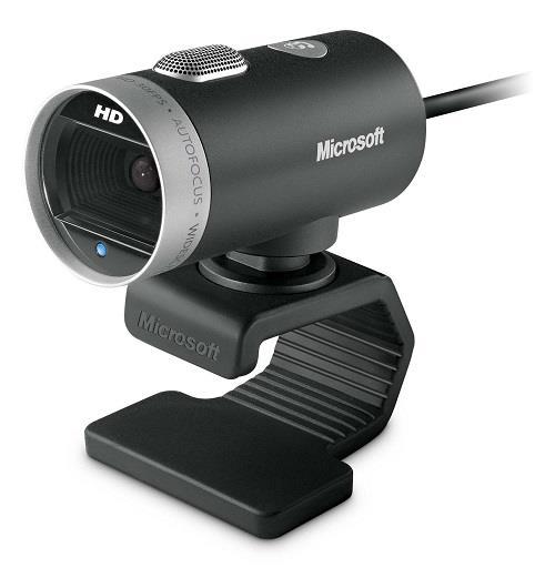 L2 LifeCam Cinema Win USB Port EMEA EFR EN/AR/CS/NL/FR/EL/IT/PT/RU/ES/UK