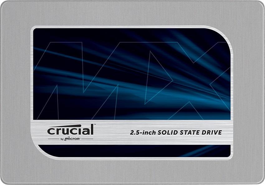 Crucial SSD MX200 250GB SATA 6Gb/s (čtení/zápis; 555/500MB/s), IOPS 100/87K, 7mm