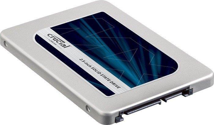 Crucial SSD MX300 750GB SATA3, 2,5'', 530/510MB/s