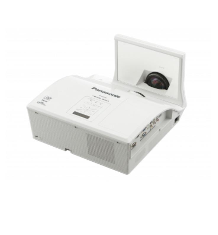 Projektor Panasonic PT-CX300E LCD; XGA (1024x768); 3100 ANSI; 8000:1; HDMI; RJ45