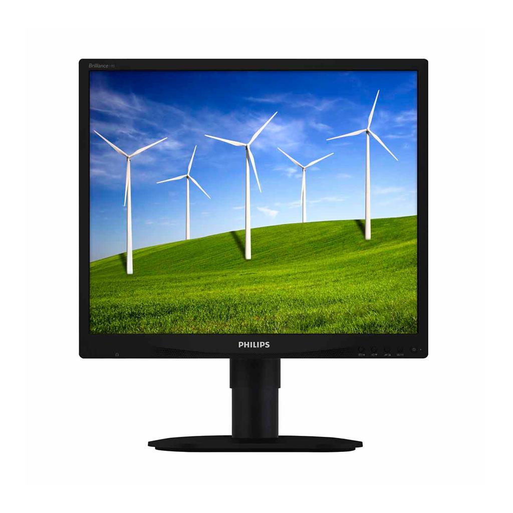 Philips LCD 19B4LCB5/00 19'' LED, DVI, pivot, 1280x1024, č