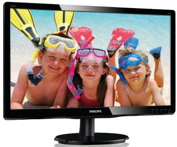 Philips LCD 220V4LSB/00 22'' LED,5ms,DC10mil:1, DVI,1680x1050,č