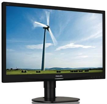Philips LCD 220S4LCB/00 22'' LED,5ms,DC20mil:1,DVI,1680x1050,HAS,pivot,č