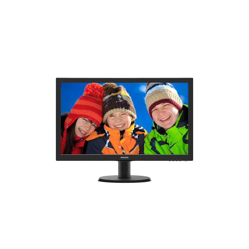 Philips LCD 240S4QMB 24'', LED, 5ms, D-Sub, DVI-D, 1920x1200,HAS,pivot