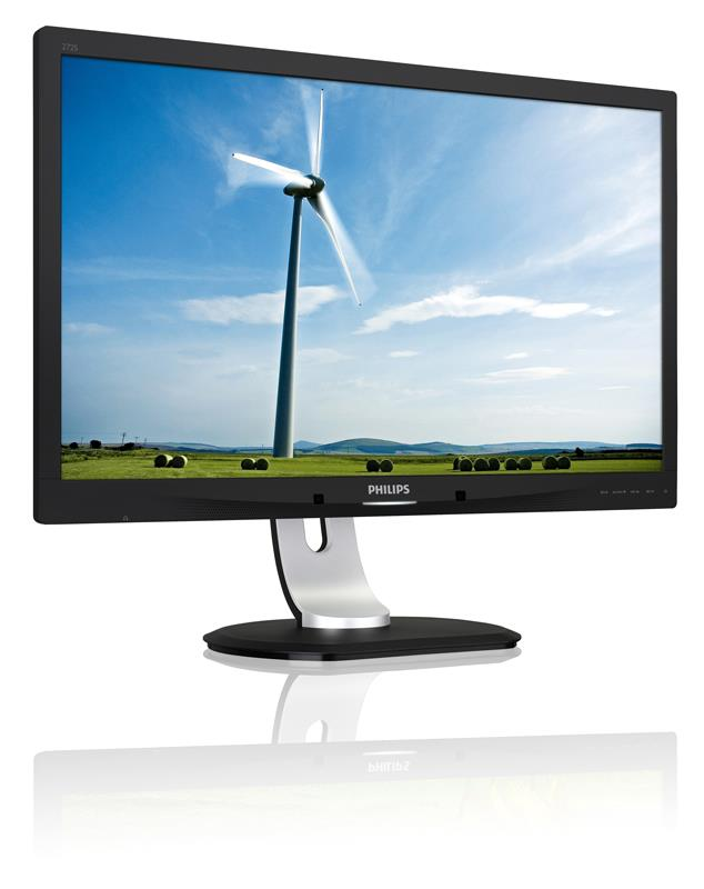Philips LCD 272S4LPJCB 27'' wide LED WQHD, 1920x1080, VGA, DVI-D, HDMI, DP