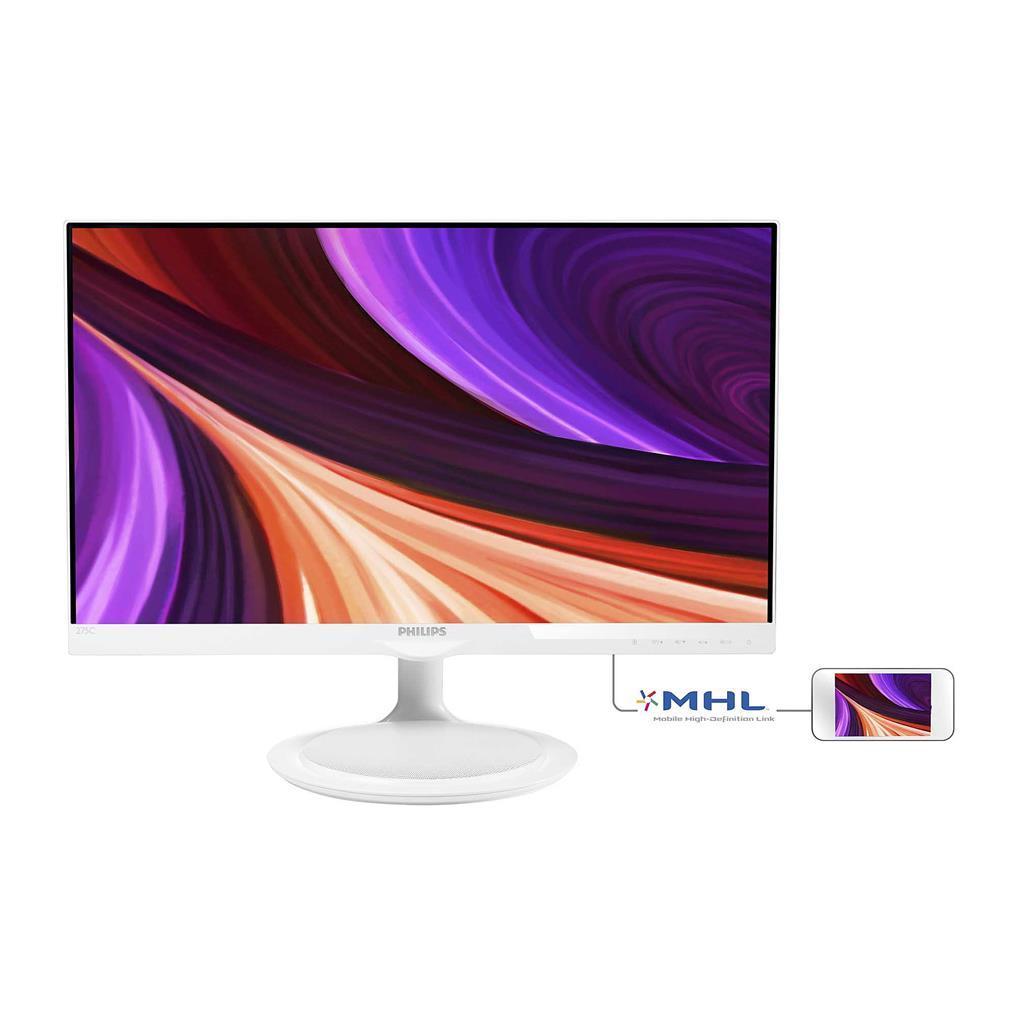 Philips LCD 27'' LED 275C5QHAW LED FHD, 1920x1080, 5ms, 2xHDMI