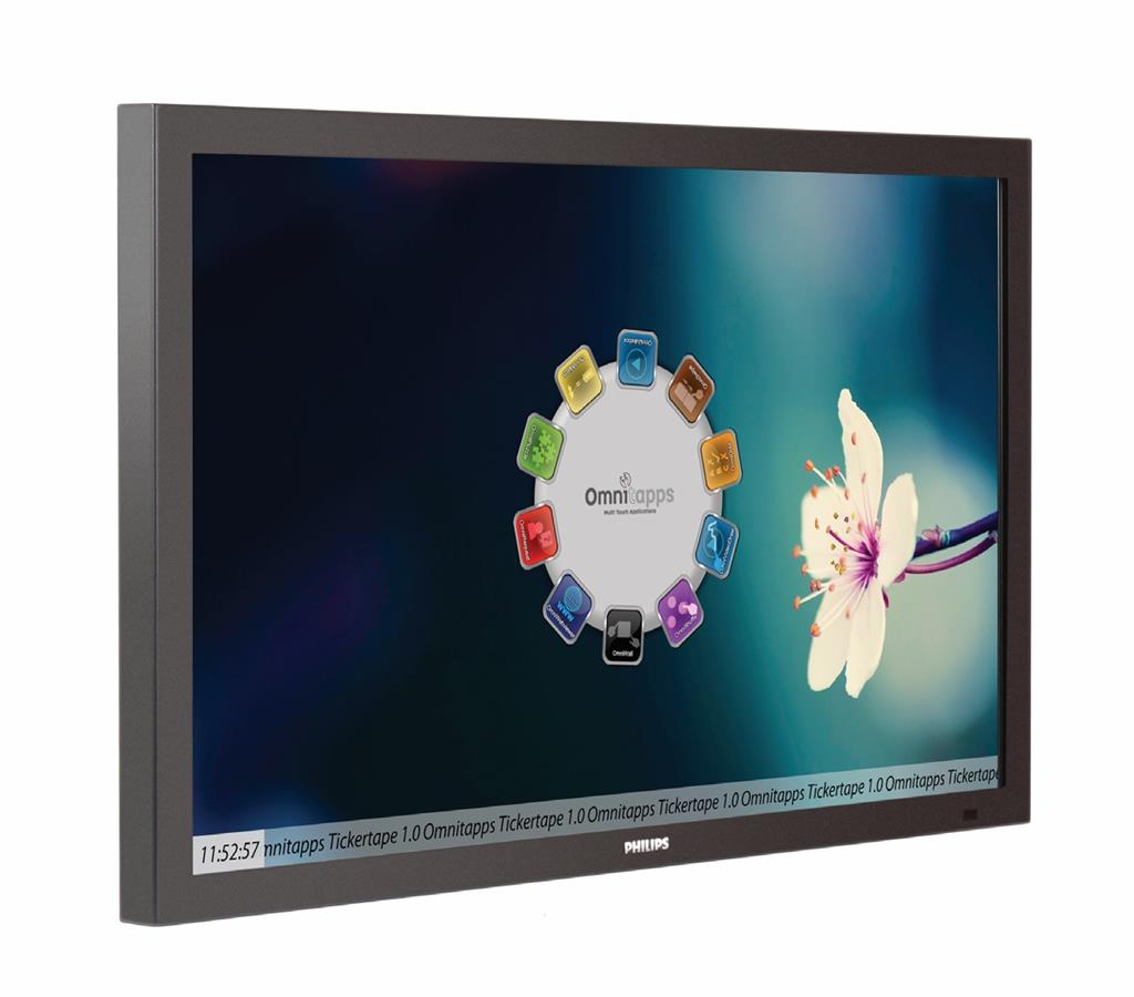 Philips dotykový stůl 42'' BDT4225ET/32, 32 dotykových bodů