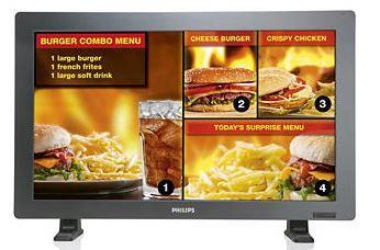 Philips dotykový panel 42'' BDT4225EK/32, 32 dotykových bodů