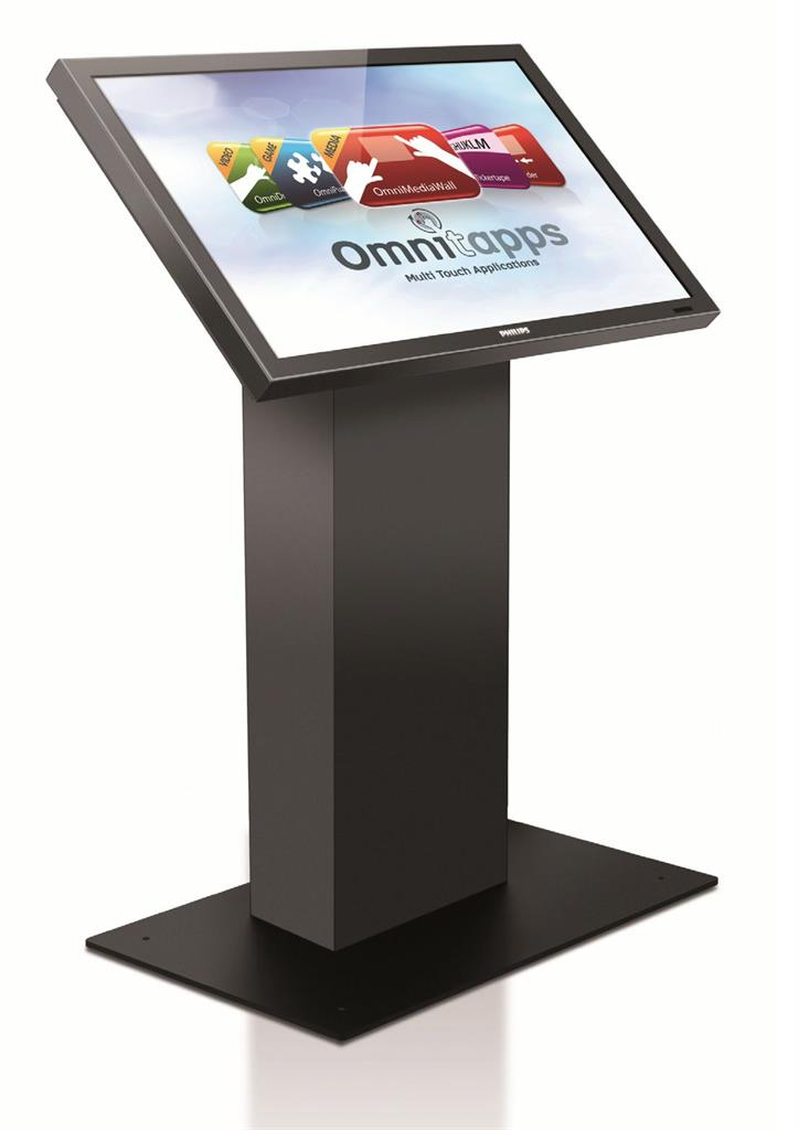 Philips dotykový monitor 42'' BDT4251VX/02, 2 dotykové body