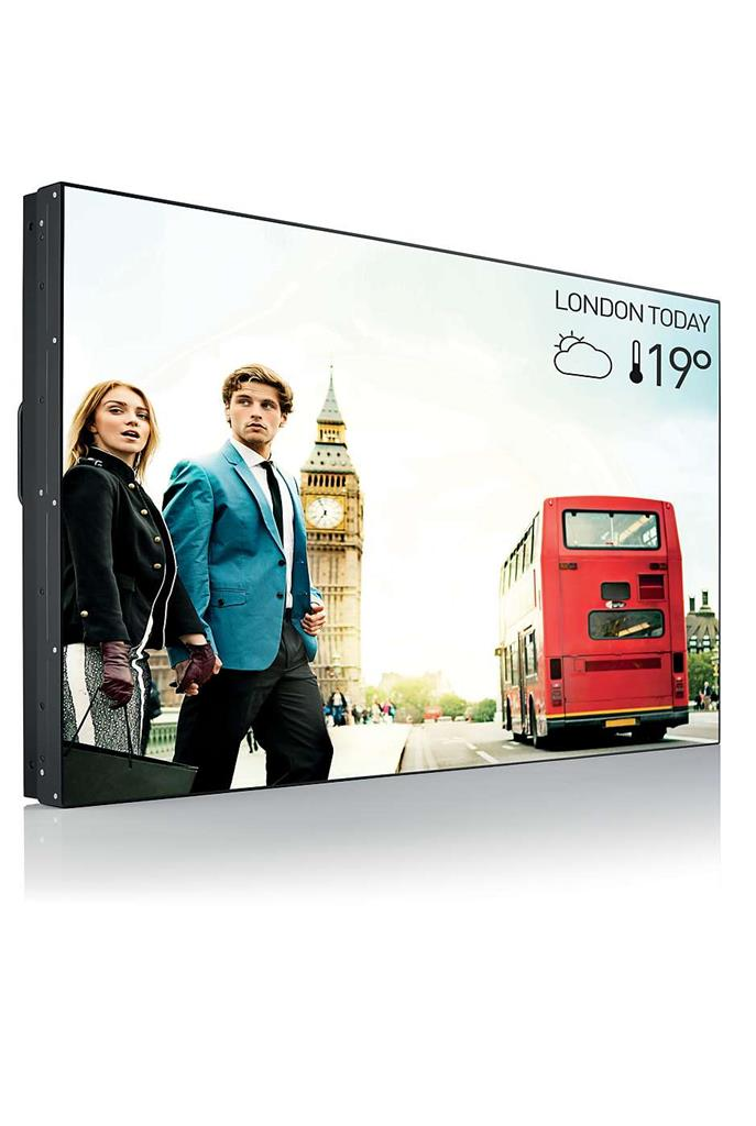 Philips Monitor 55'' Direct-LED Ultra Slim Bezel Display OPS BDL5588XL/00