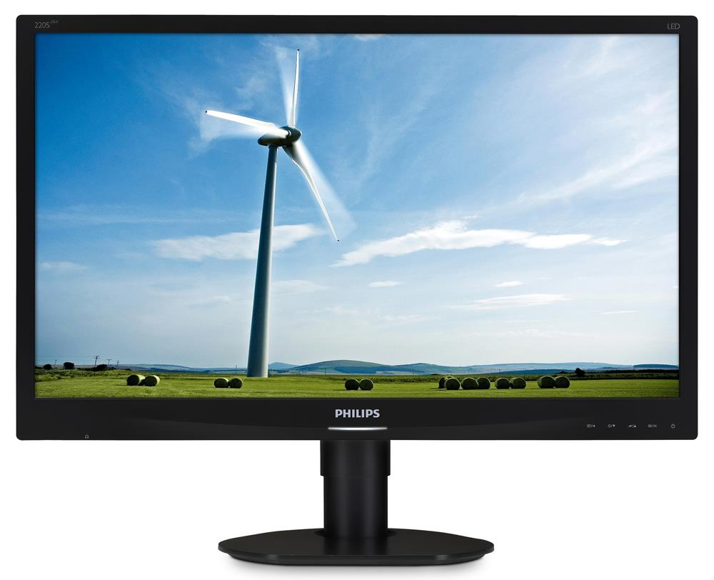 Monitor Philips 220S4LYCB/00 22inch, wide