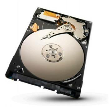 Seagate Momentus Thin 500GB HDD 2.5'', 5400RPM, SATA/600, 16MB cache, 7mm