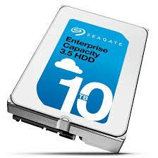 Seagate Enterprise Capacity HDD, 3.5'', 10TB, SATA/600, 7200RPM, 256MB cache