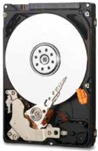 WD Blue 7500BPVX 750GB HDD 2.5'', Serial ATA/600, 5400RPM, 8MB cache
