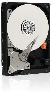WD AV-GP 30EURX 3TB HDD 3.5'' pro AV, SATA/600, IntelliPower, 64MB cache