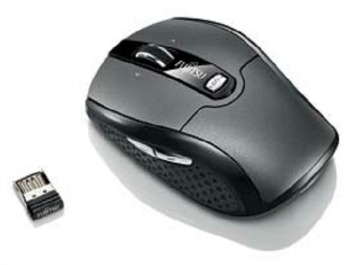 Wireless Notebook Mouse WI610