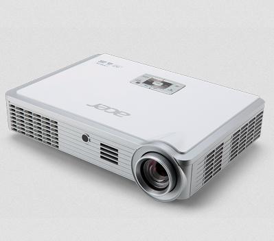 Projektor ACER K335 DLP/WXGA (1280x800)/1000 ANSI/10000:1/HDMI/USB
