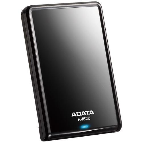 ADATA HV620 DashDrive 750GB ext. HDD 2.5'', USB 3.0, černý, lesklý