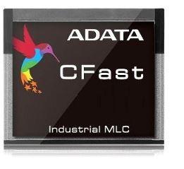 ADATA CFast karta Industrial, MLC, 32GB ,0 až 70°C (435MB/s / 120MB/s),bulk