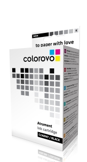 Inkoust COLOROVO 20-BK | Black | 39 ml | Canon BC-20