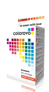 Inkoust COLOROVO 41-CL | Color | 42 ml | HP 41 (51641A)