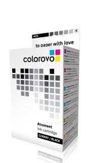 Inkoust COLOROVO 50-BK | Black | 410 ks. | Lexmark 17G0050