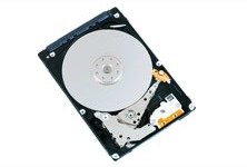 Internal HDD Toshiba 2.5'' 500GB SATA2 5400RPM 8MB 7mm