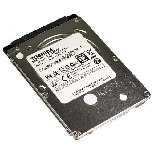 Internal HDD Toshiba 2.5'' 500GB SATA2 7200RPM 16MB 7mm