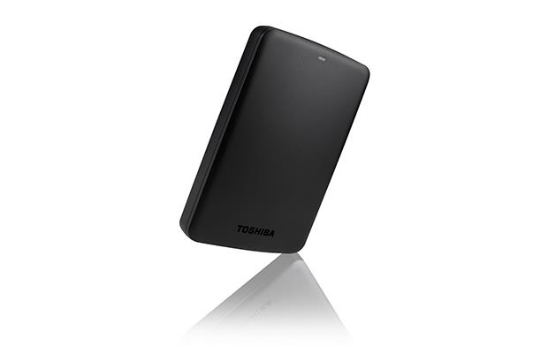 External HDD Toshiba Canvio Basics 2.5'' 500GB USB3, Black