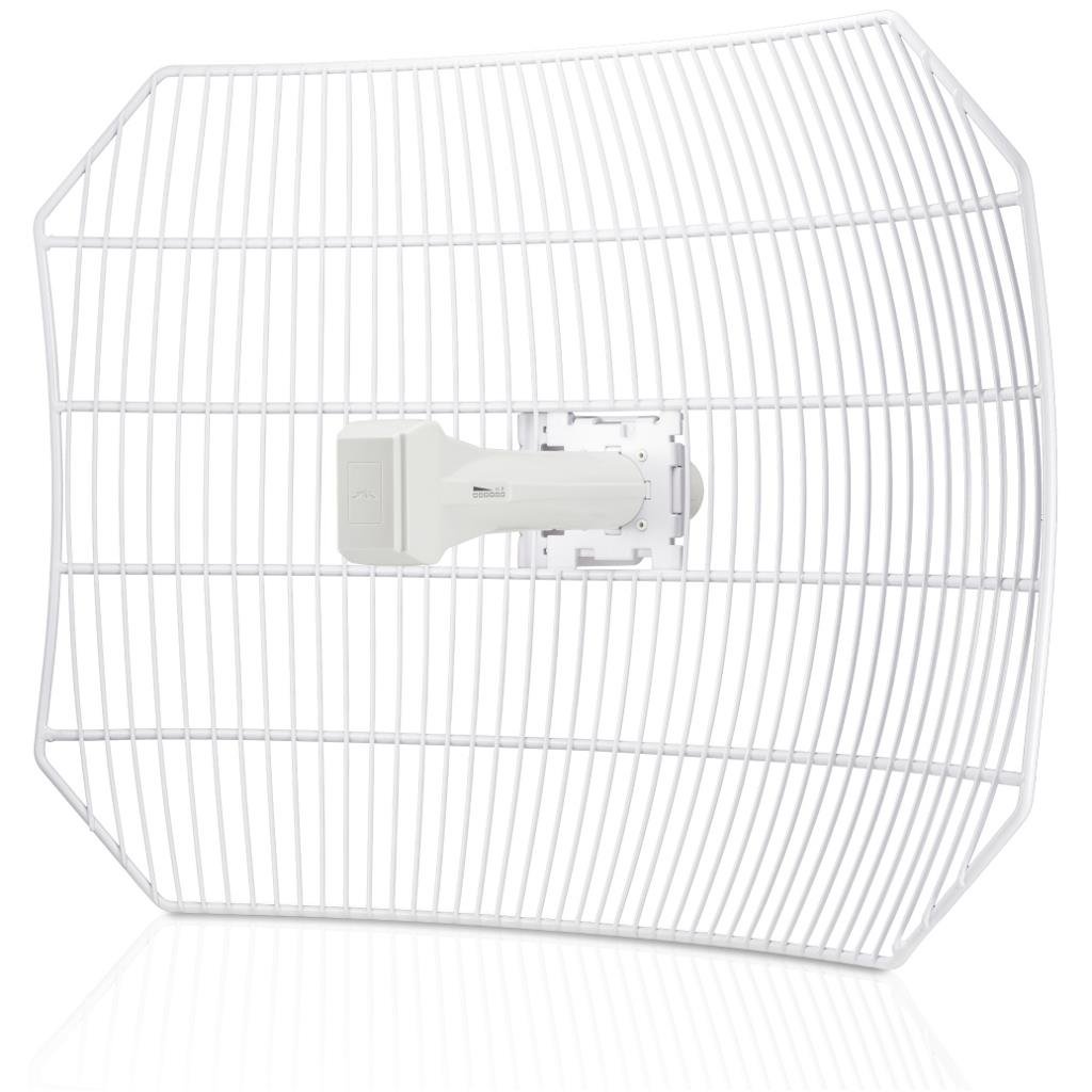 Ubiquiti AirGrid M2 HP 20 2.4GHz, 28dBm, 20dBi Integrated Grid Antenna, PoE