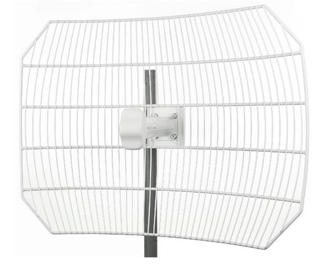 Ubiquiti AirGrid M2 HP 20 2.4GHz,28dBm,20dBi Integrated Grid Antenna, PoE- 5Pack