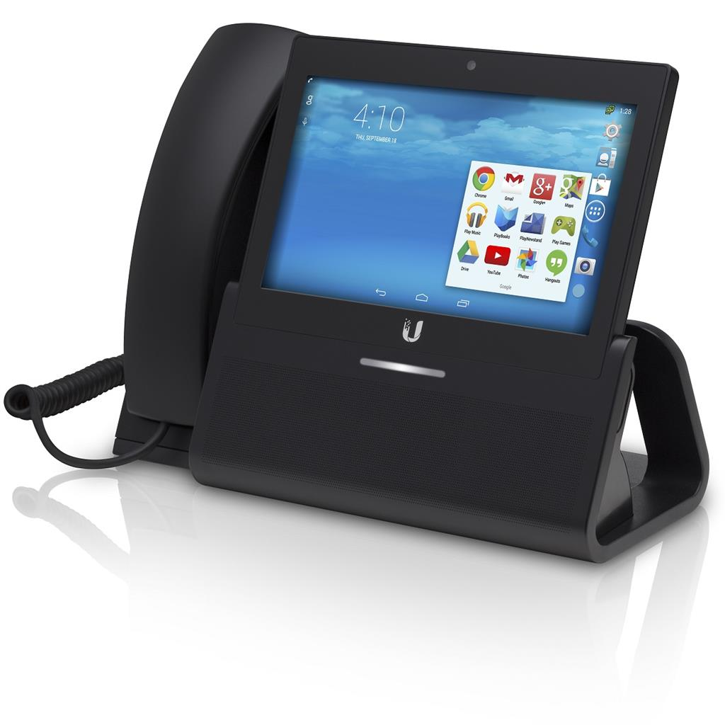 """Ubiquiti UVP-Executive UniFi Android Voip Phone PoE 802.3af, 7""""Touchscreen, WiFi"""
