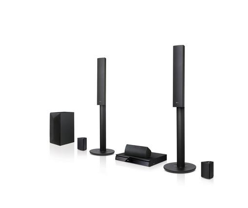 Home theater LG LHB645