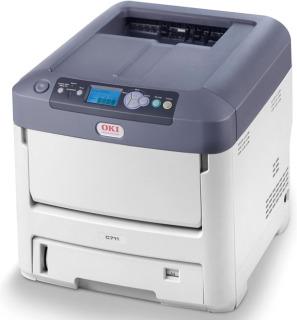 Tiskárna OKI C711n